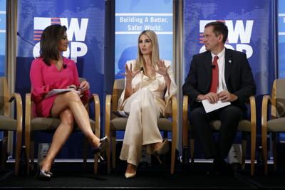 Ivanka Trump, Mark Green, Morgan Ortagus