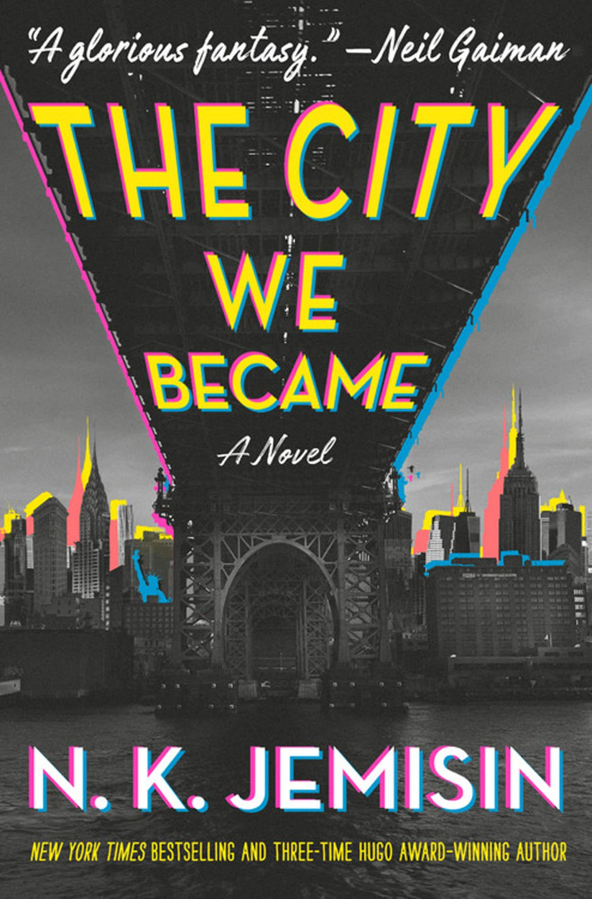 """""""The City We Became"""""""