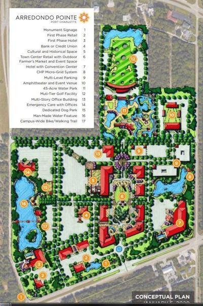 Lost Lagoon conceptual plan