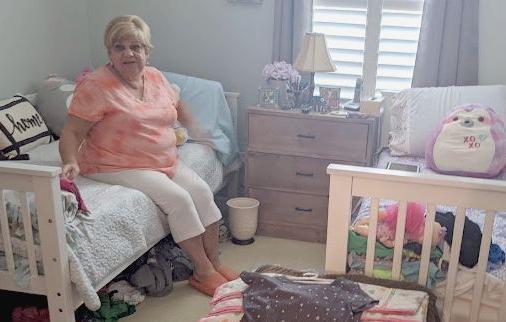 A grandma's home