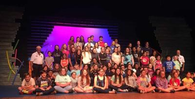 Sebring Elks sponsor theatre camp photo