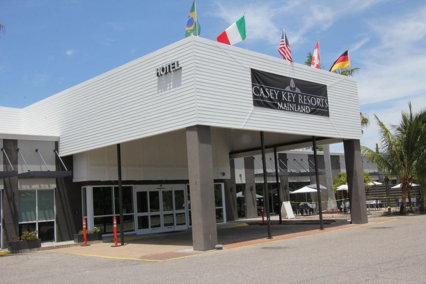 Casey Key Resorts Mainland