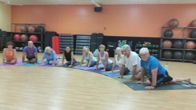 Yoga For Life May 13