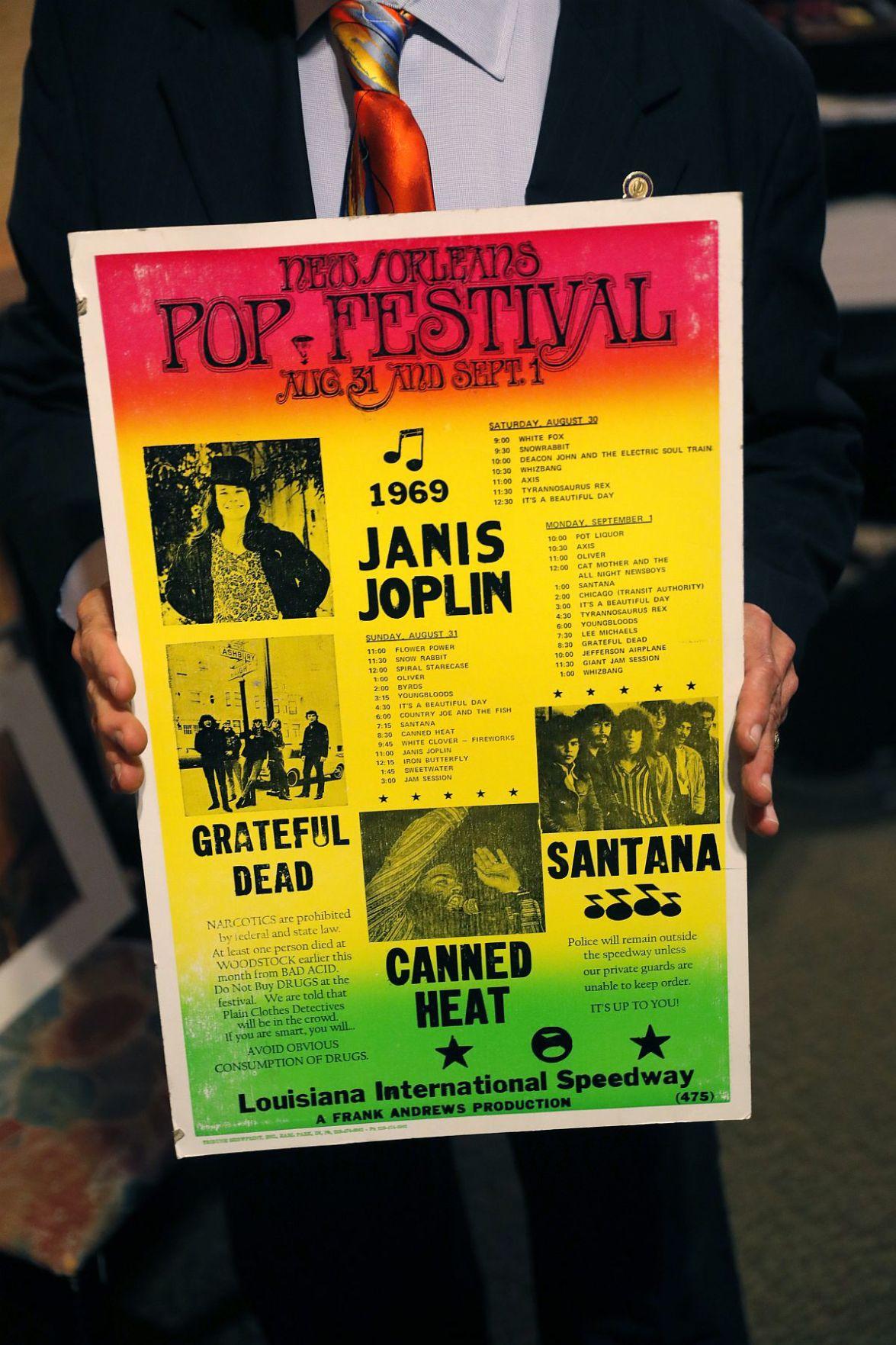 Louisiana's Woodstock