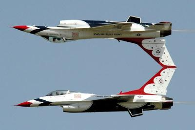 The USAF Thunderbirds to soar at the 2019 Florida International Air Show