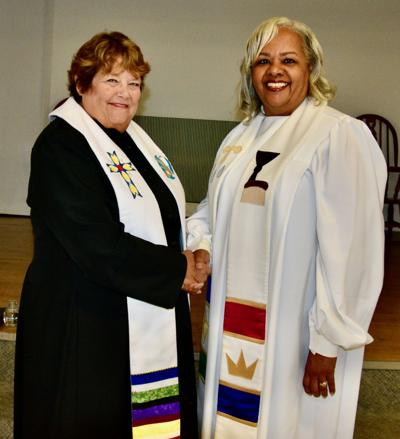 Church welcomes new pastor