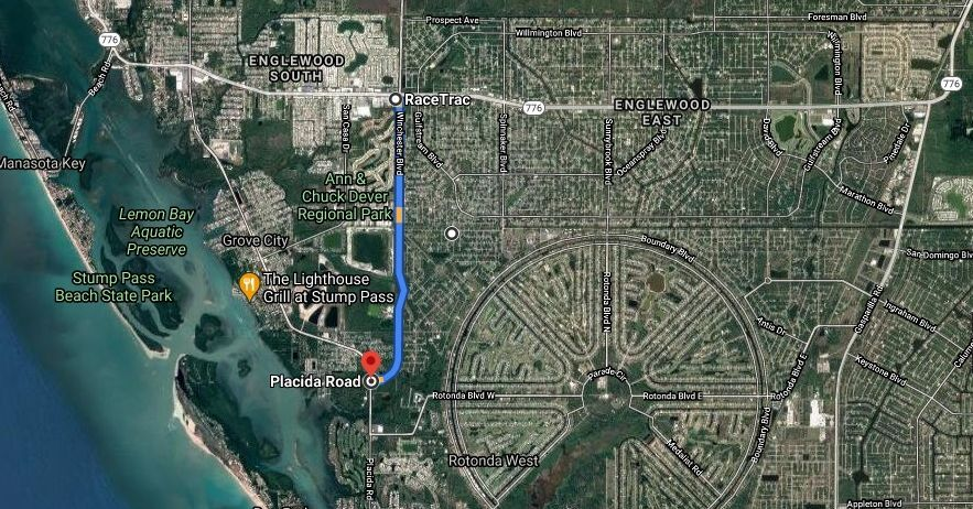 Charlotte County to fix 3 miles of bad road
