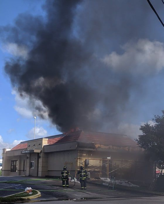 Community reaches out to help Taco Bell employees ...