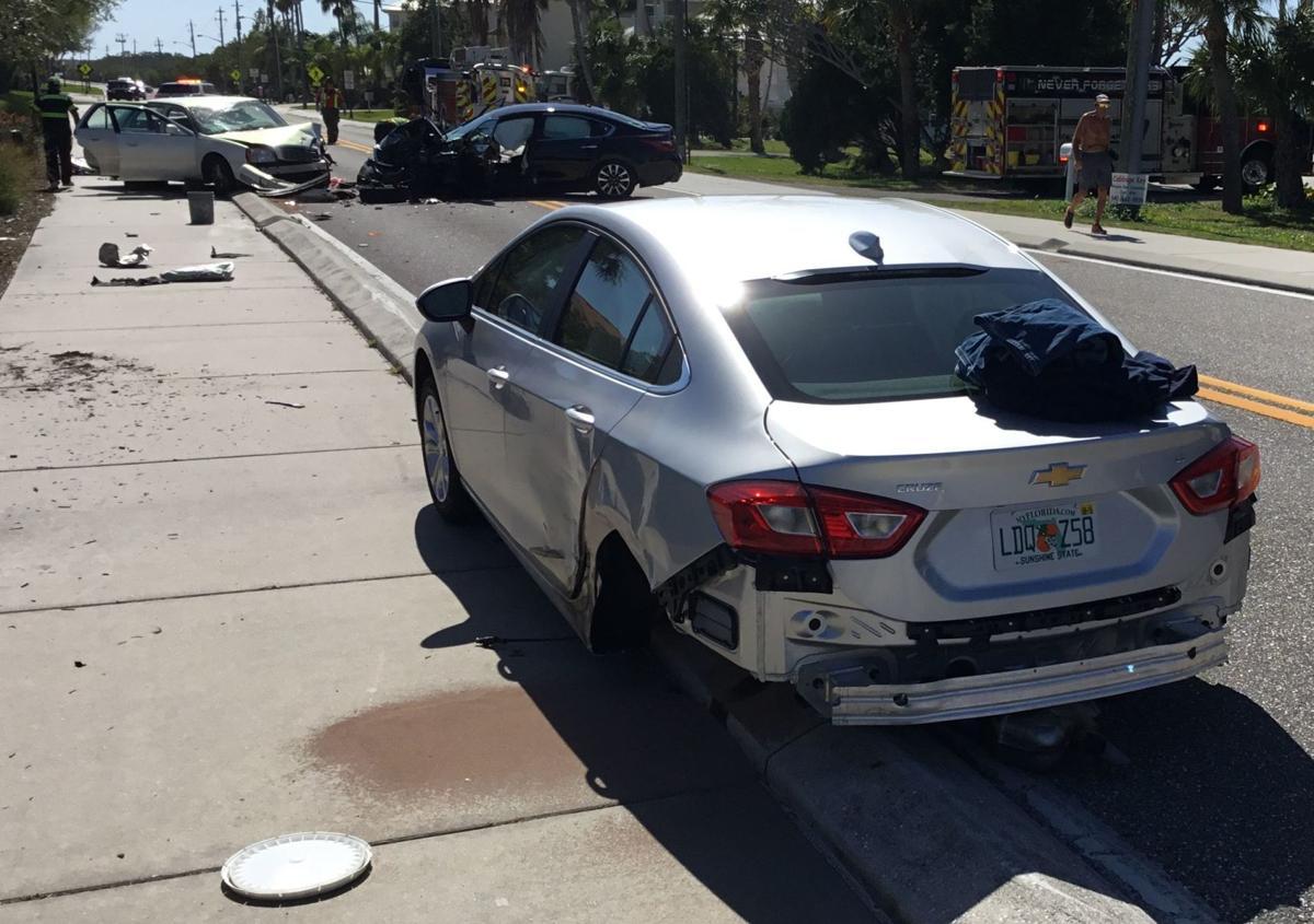 Victim in Beach Road crash dies | News | yoursun com