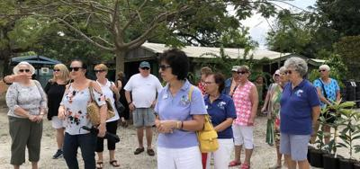 LP Garden Club visits Ft. Myers