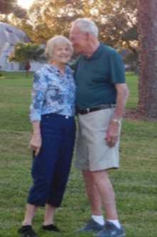 Shirley and Bob Dygert