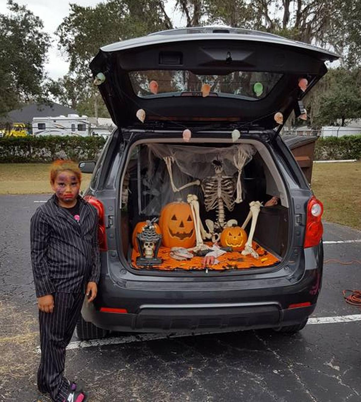 Trunk or Treat, a not so scary Halloween | News | yoursun.com