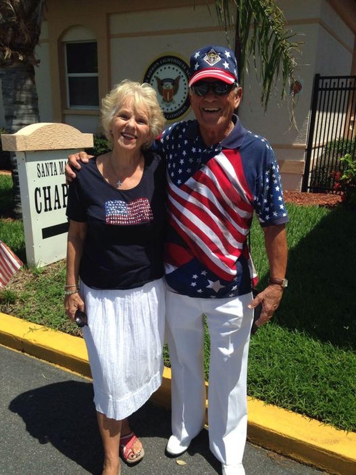 Mr and Mrs. America