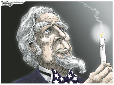 9/11 by Bill Day, Tallahassee, FL