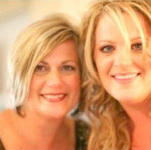 Karen Lanier and Krystal Turner