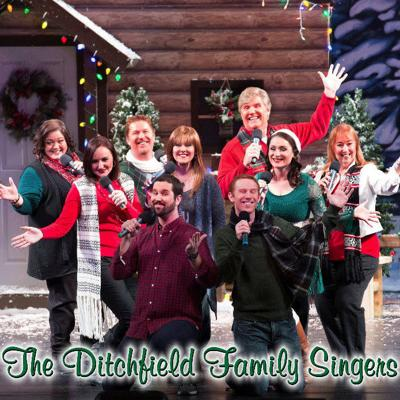 The Ditchfield Family Singers invite audiences to enjoy an uplifting time full of holiday memories
