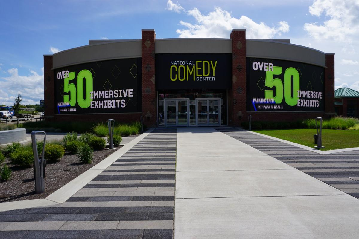 National Comedy Center in Jamestown, N.Y.