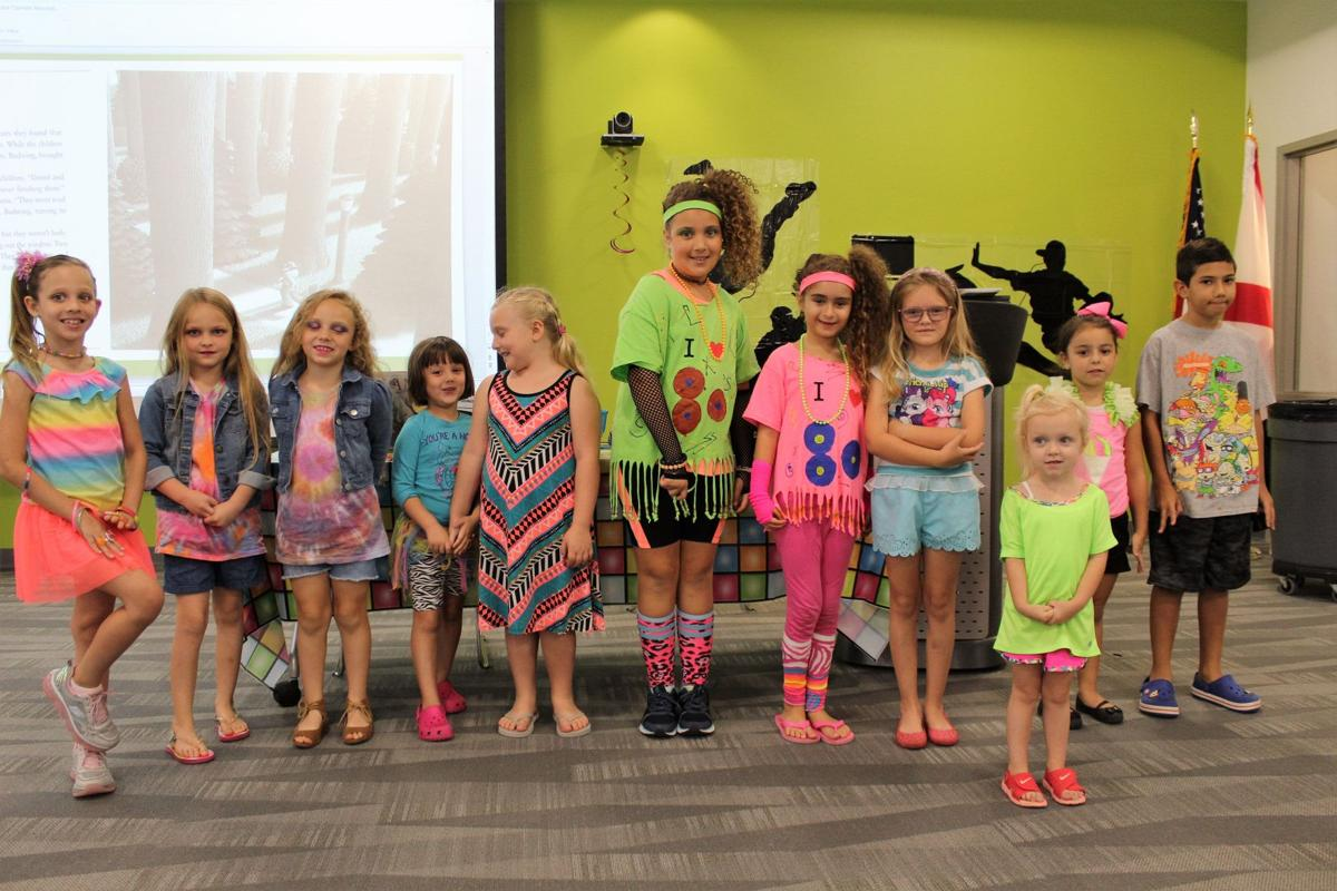 '90s Space Jam Kickoff Event at the Shannon Staub Library