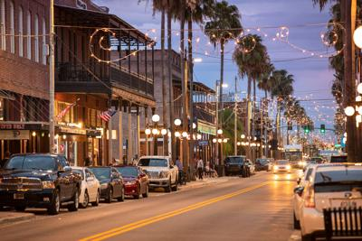 Nightlife in Tampa's Ybor City