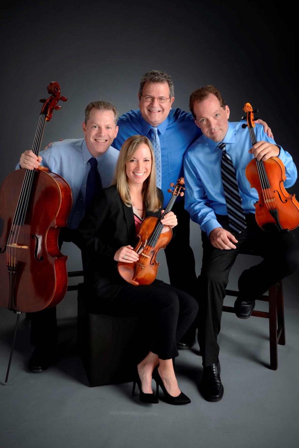 Sarasota Orchestra Piano Quartet