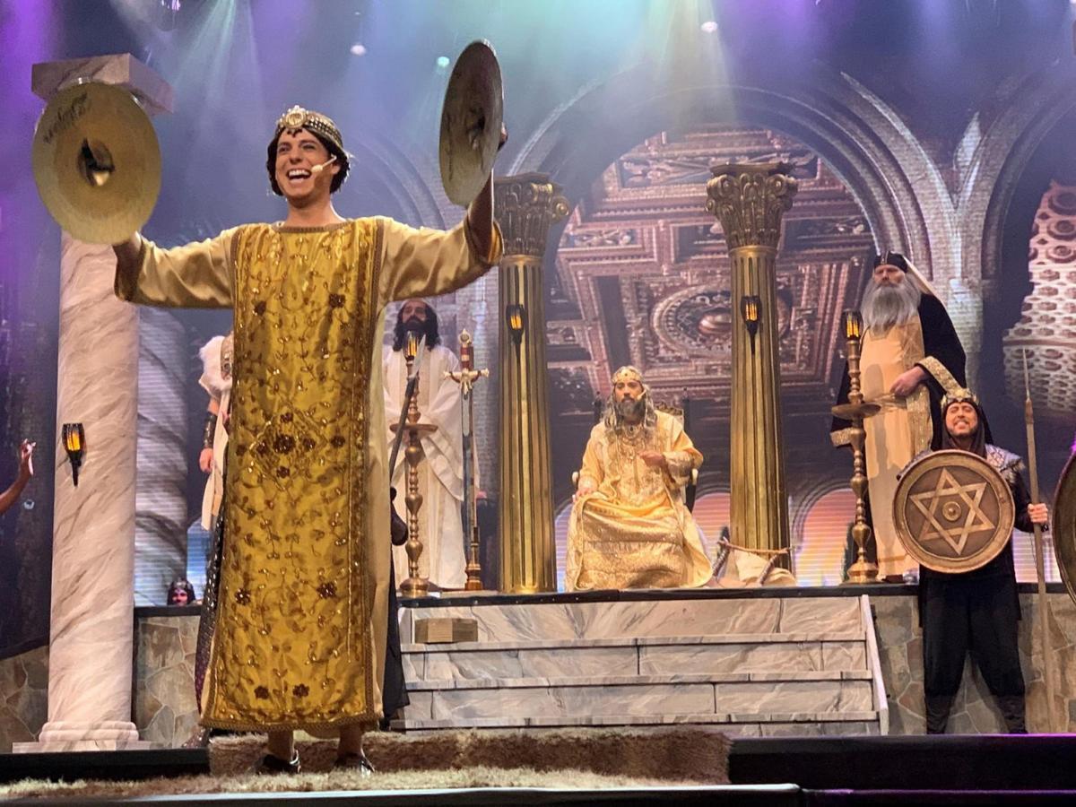 Holy Land Experience unveils 'David: The King of Jerusalem