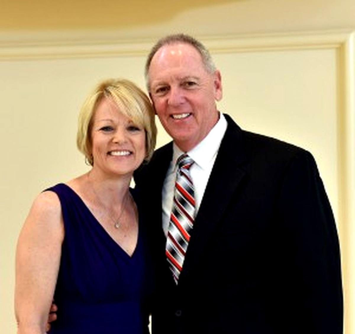 Lisa and Bill Jarrett