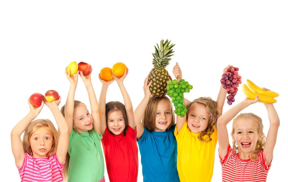Simple ways to help kids eat healthy