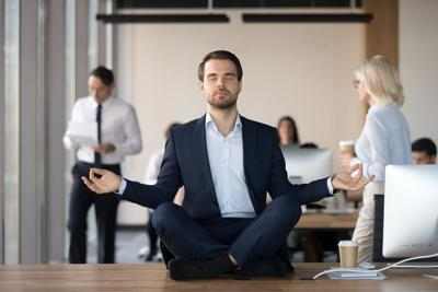 Practicing mindfulness