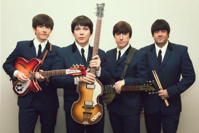 Liverpool-born Beatles Tribute Band Return to Englewood on National Tour