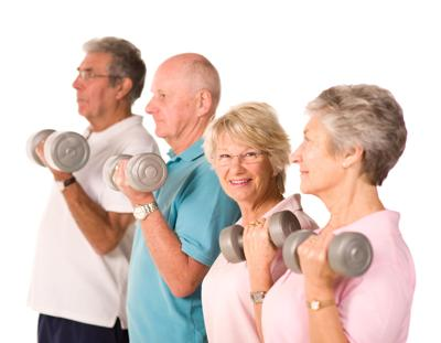 How seniors can approach exercise