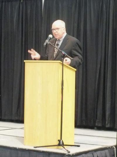 Doctors talk heart health at Fawcett's cardiovascular symposium