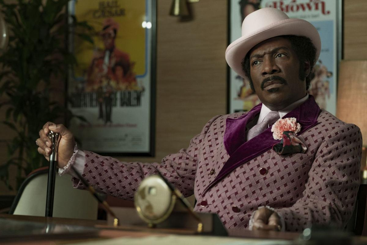 Eddie Murphy in 'Dolemite is my name'
