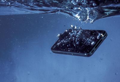 phone sinking