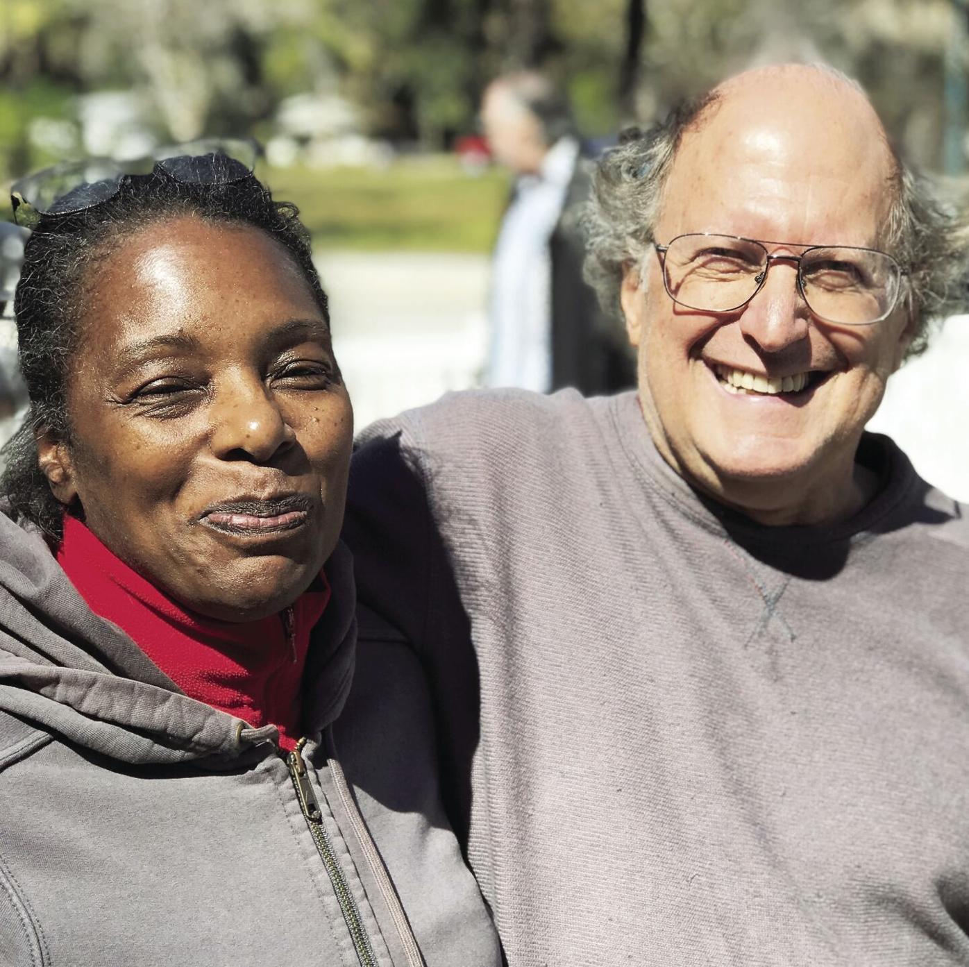 Judi Jenkins and Bill Lundgren