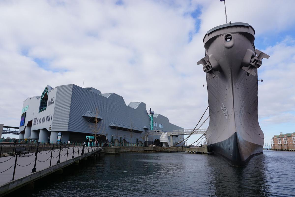 Nauticus and maritime center