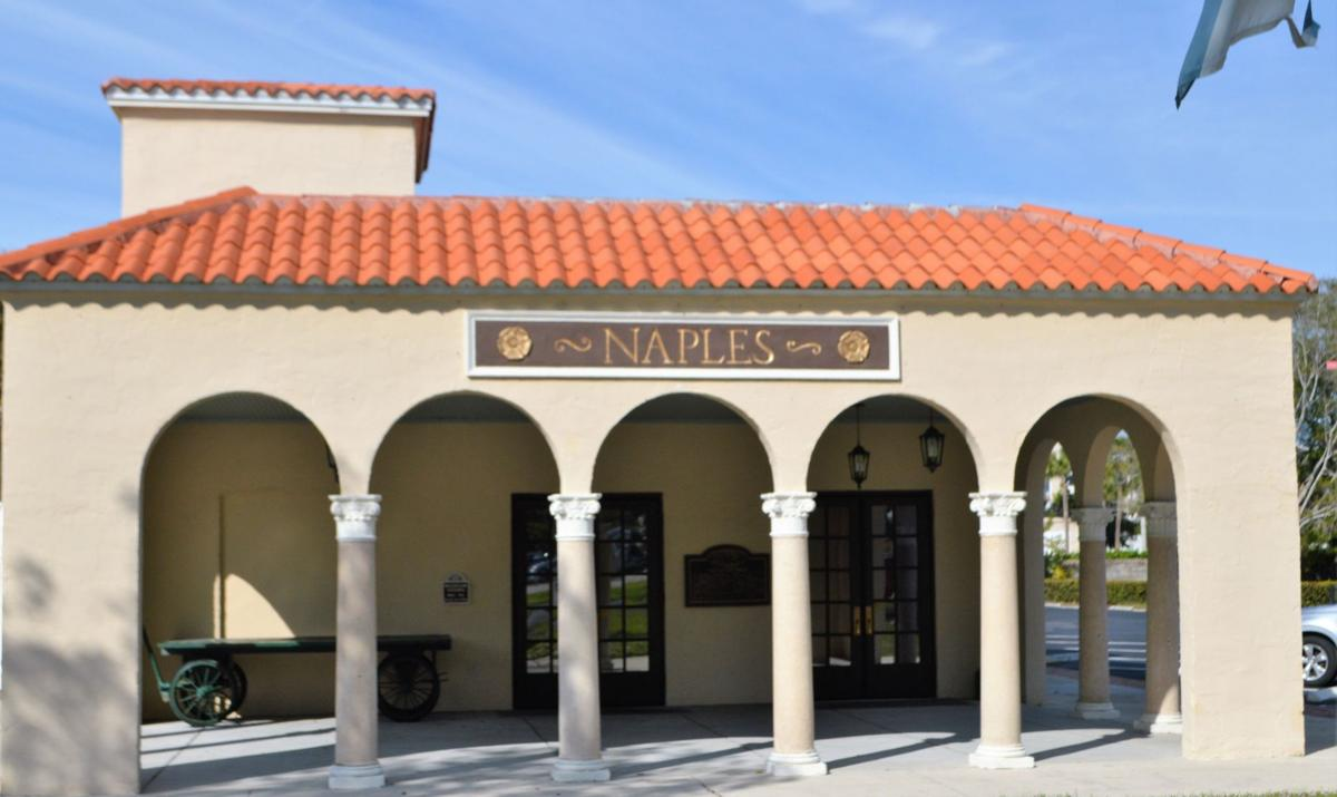 All aboard at the Naples Depot Museum