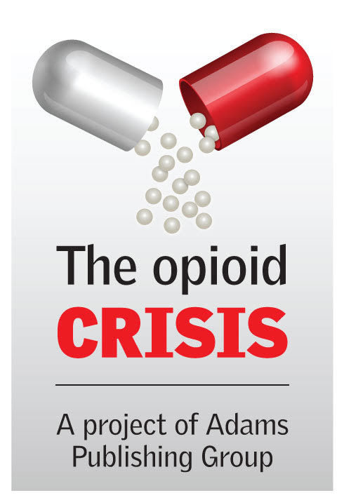 Opioid crisis MAIN logo