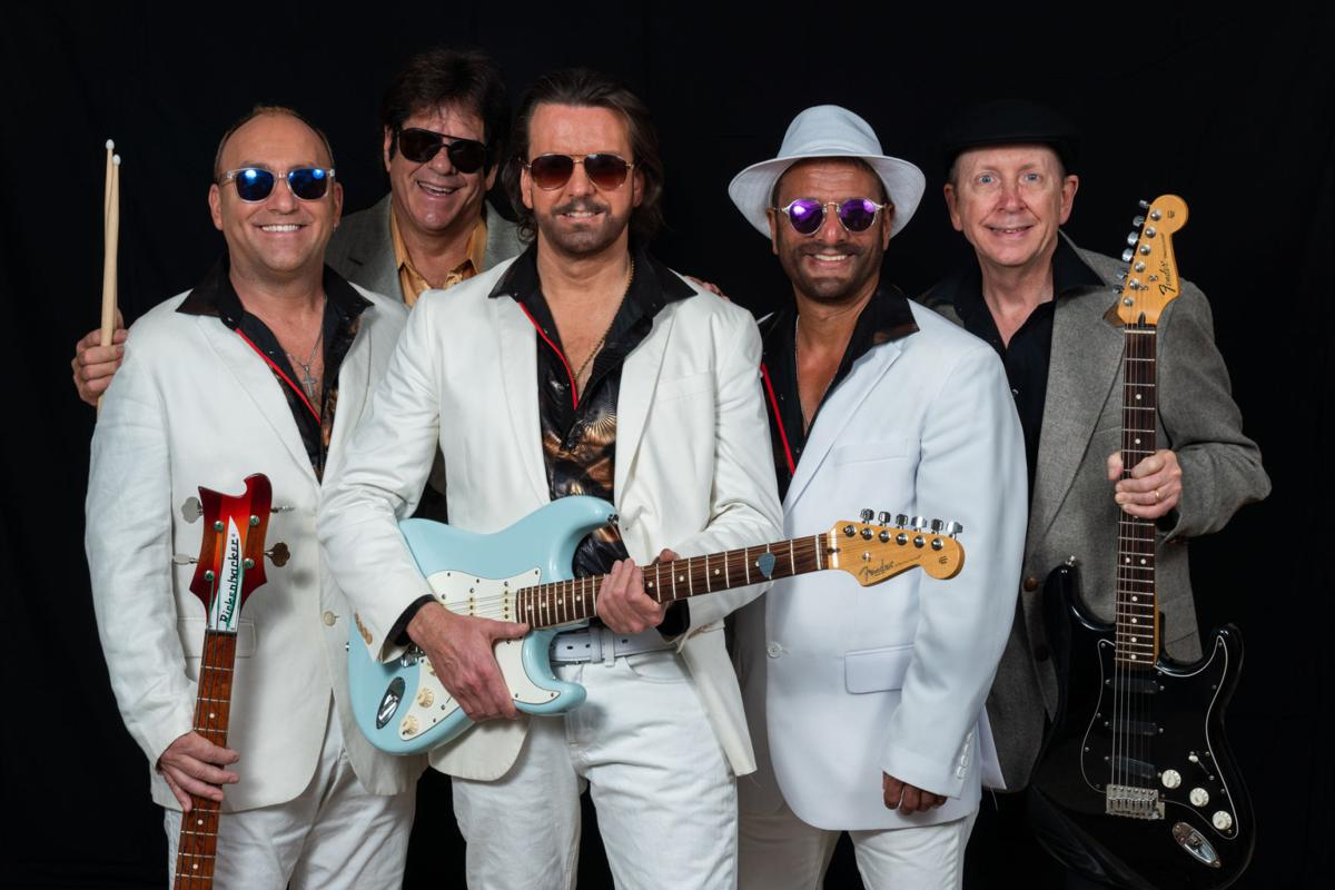 Tribute band Bee Gees Now brings 'Saturday Night Fever'