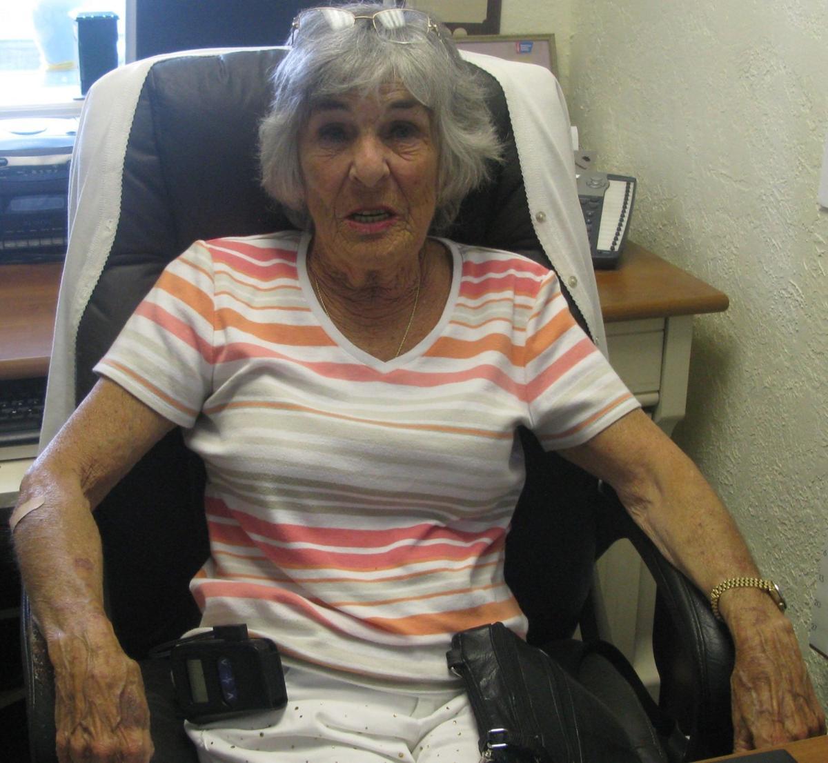 A stroke survivor's story
