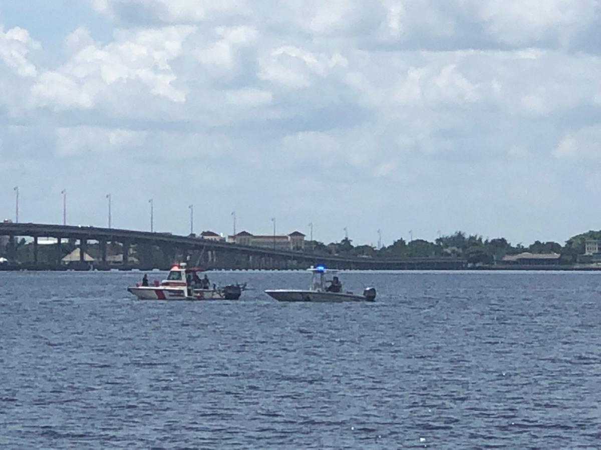 Law enforcement find dead man in harbor
