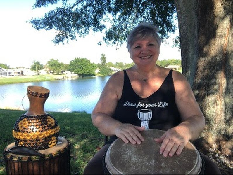 You too can join a drum circle