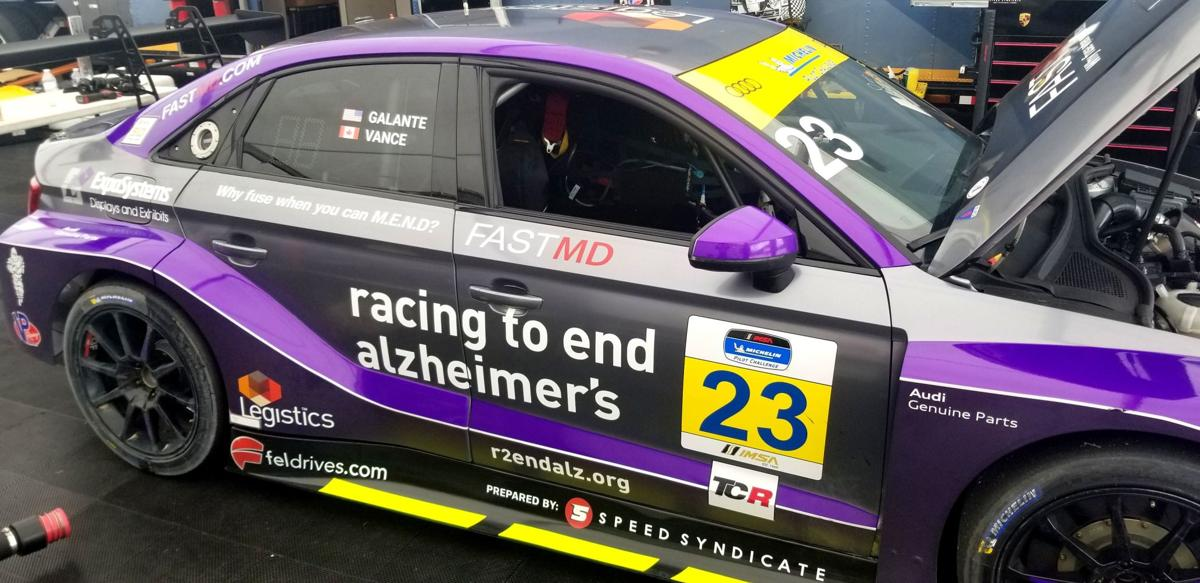 Racing to End Alzheimer's