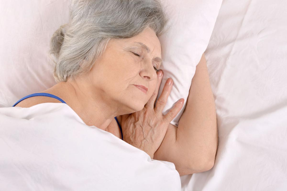 Sleep loss can affect memory in seniors