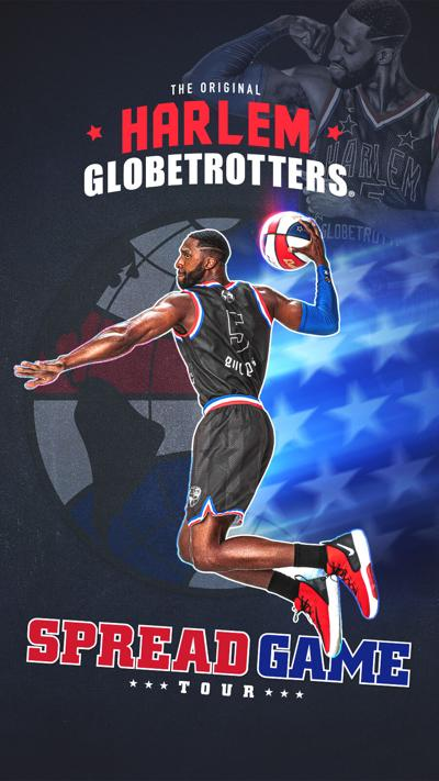 Harlem Globetrotters: A basketball event like no other