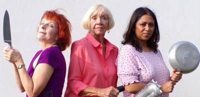 'Grandmas Murder Club' debuts at Lemon Bay Playhouse
