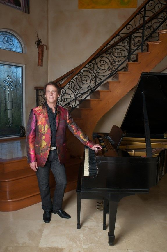 'Piano Pizzazz Meets Fiddle Finesse'
