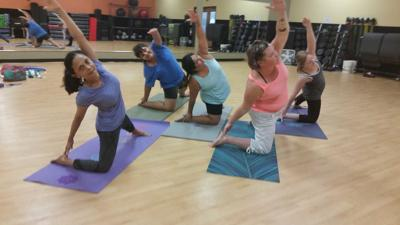 Yoga For Life photo June 10