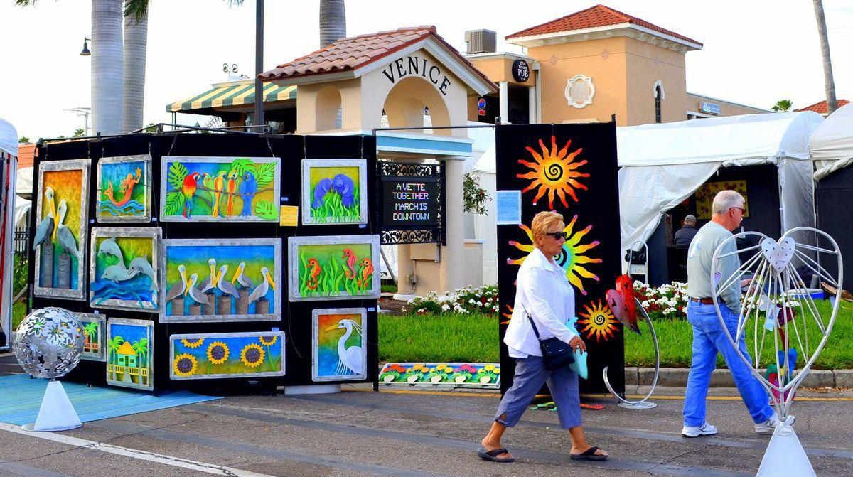 19th annual Downtown Art Classic