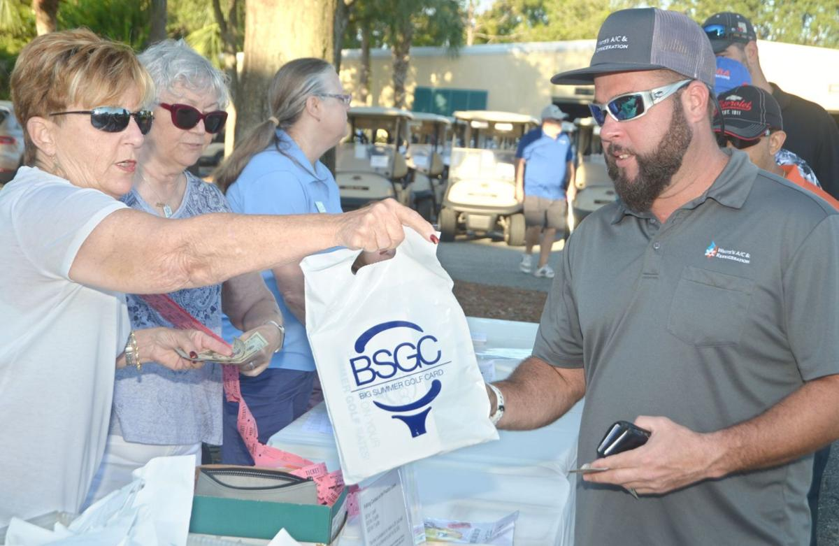 11th annual Charlotte County Chamber of Commerce golf tournament