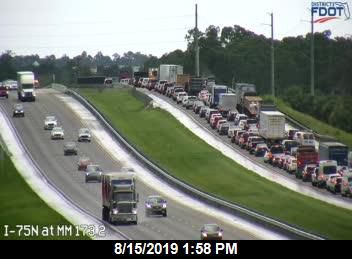 Two North Port residents critically hurt in I-75 crash